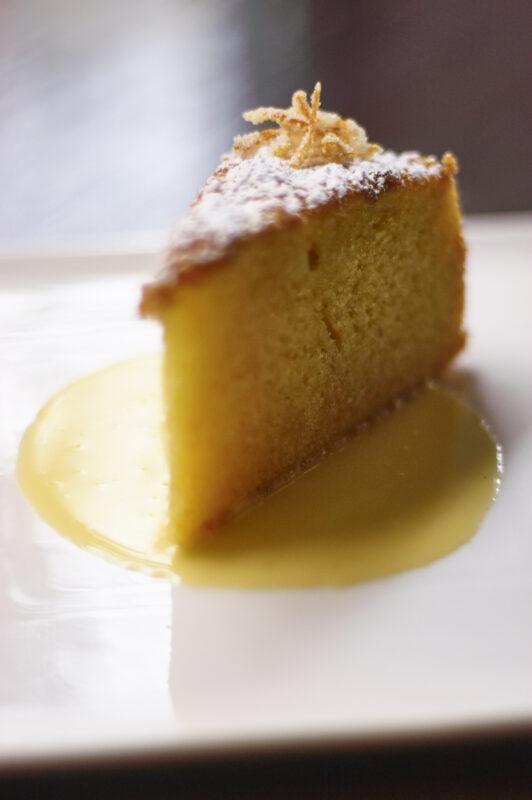 Dreamy Orange Cake