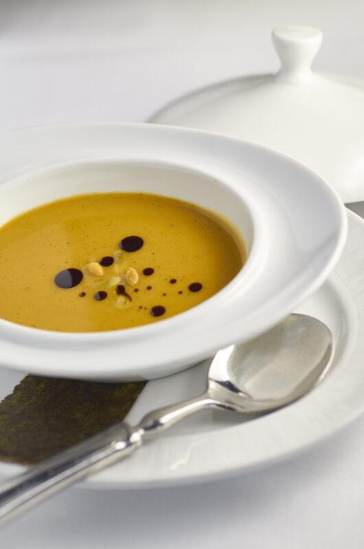 Gourmet Pumpkin Soup